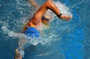 schwimmen kraulen