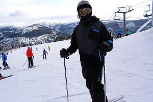 Kalorienverbrauch im Wintersport