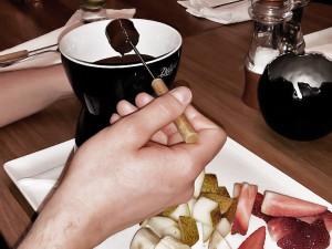 Kalorienzufuhr am Abend